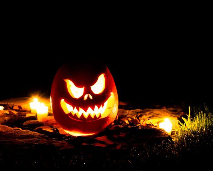 simboli di halloween zucca