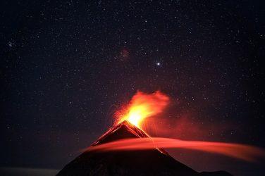 vulcani più alti europa